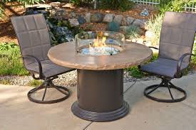 Patio Furniture With Fire Pit Set - fire pits and tables gallery flame connection serving southern