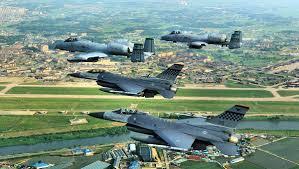 Air Force One Installation Osan Air Base Wikipedia