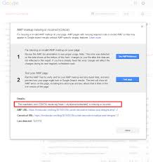 Search Designs by Google Search Console Fix Amp Error In Wordpress U2013 Designer Rants