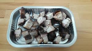 forum cuisine plus pork belly burnt ends big green egg egghead forum the