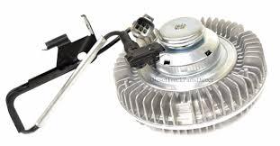 Dodge Ram 3500 Truck Parts - electric radiator cooling fan clutch fits dodge ram 2500 3500