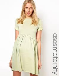 hair fashion smocks asos maternity asos maternity smock dress in neppi