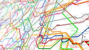Mexico City Metro Map by The World Metro Map By G Cid U2014 Kickstarter