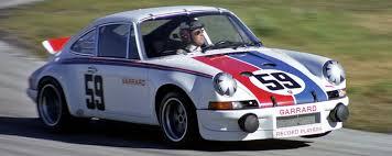 porsche 911 racing history 1973 daytona 24 hours race photos history profile