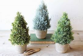 faux topiary small artificial topiary trees antique farmhouse