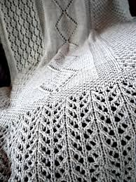 broomstick knitting ravelry lace blanket shawl pattern by twum