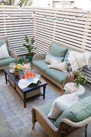 Slab Patio Makeover by Here U0027s A Budget Patio Makeover That U0027s Renter Friendly