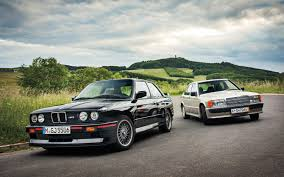 Bmw M3 Old Model - mercedes benz 190e 2 3 16 vs e30 bmw m3 motor trend classic