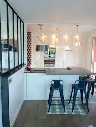inspiration cuisine ouverte amnager cuisine ouverte de maison decoration amenagement