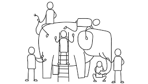Blind Men And The Elephant Poem What To Do If You Have An Unexpected Meditation Or Spiritual
