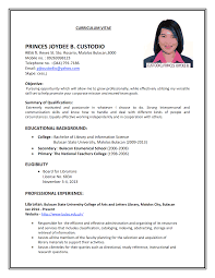 example profile for resume resume for it job sample profile resume microbiologist example cv cover letter resume for it job sample profile resume microbiologist example cv objective summary of qualifications