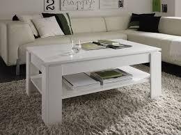 Wohnzimmertisch 100 X 60 Trendteam Ct Couchtisch Wohnzimmertisch Tisch Weiß 110 X 65 Cm