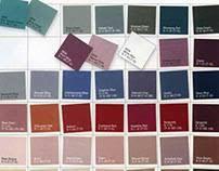 trending color palettes andrew ziegler on behance