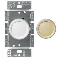 lutron rotary 1 5 amp single pole 3 speed fan control