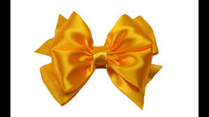 satin ribbon bows do it yourself how to make easy bow of satin ribbon diy beauty