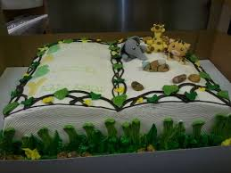 baby shower cake a jungle book cafemom
