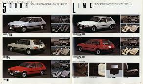 toyota corolla 1984 fx e80 japanclassic