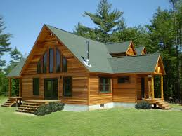 natural awesome design of the barn house pre fab that has wooden