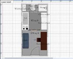 Free Cabin Floor Plans by Prospectors Cabin 12a12 V2 Sample Floor Plan Tiny Cabin Floor