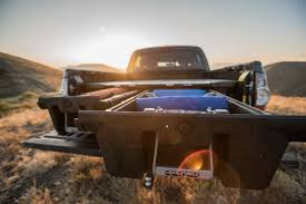 Ford Raptor Truck Bed Length - decked truck bed storage system is ready for mid size market