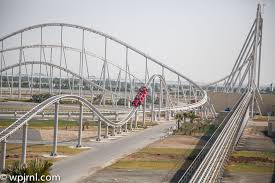 in abu dhabi roller coaster formula rossa the fastest roller coaster in the