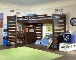 queen loft bed frame genwitch