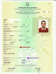permesso di soggiorno stranieri questura rilascia permesso di soggiorno a uruguayano sposato in
