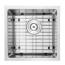 kitchen sink phoenix phoenix plz 05 stainless steel undermount single bowl kitchen sink