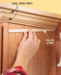 Strip Kitchen Cabinets by Best 25 Above Cabinets Ideas On Pinterest Above Kitchen