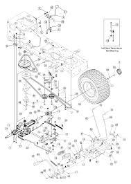 garden tiller parts diagram fasci garden