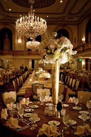 Tall Metal Vases For Wedding Centerpieces by Wedding Centerpieces With Vases