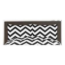 Black And White Chevron Bedding Sweet Jojo Designs Black And White Chevron Collection 3pc Full