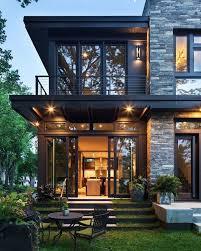 The  Best Modern Brick House Ideas On Pinterest Modern - Modern home designs