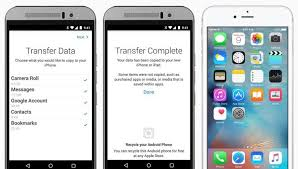 how to transfer everything from android to android buy android apps move to ios it s so simple to migrate from