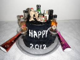 New Years Eve Cakes Decoration by 37 Best New Year Cakes Images On Pinterest New Year U0027s Cake
