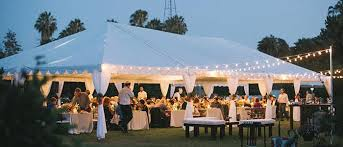 rent a tent for a wedding event rentals in orange county party rental and wedding rental