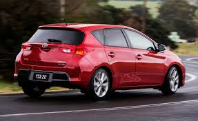 nissan versa vs toyota corolla toyota corolla 2014 red rear angle view is this a hatchback