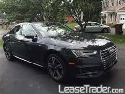 audi special lease 2017 audi a4 premium lease south pasadena california 219 00