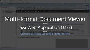 how to display pdf and office documents in your java web