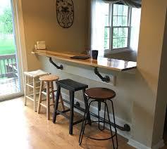 Bar Kitchen Design - best 25 half wall kitchen ideas on pinterest kitchen open to