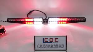 red and white led emergency lights lb1105l red and white led visor light led emergency light youtube