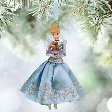 in july new disney princess sketchbook ornaments from