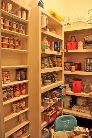 kitchen walk in pantry ideas terrific steel shelf on wall added by brown wooden door on wall