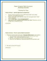 free basic resume exles basic resume exles skills embersky me