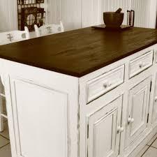 ilot de cuisine antique meubles sur mesure ébénisterie antique et contemporain