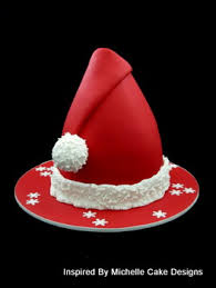 Christmas Cake Decorations Santa by Christmas Fondant Cakes From Inspired By Michelle Cake Designs Sydney