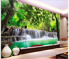 wholesale customized 3d photo wallpaper 3d wall murals wallpaper