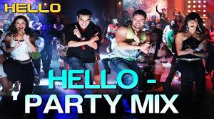 hello party hello hello party mix hello salman khan wajid khan suzi q