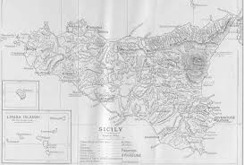 Syracuse University Map Maps Of Sicily
