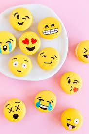 drink emoji diy emoji macarons macarons emoji and macaroons